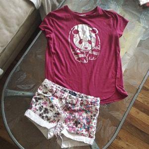 Mudd Matching Sets - 🔆Girls 10/12 summer outfit, cute!